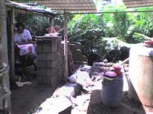 Area Pembangunan Gudang