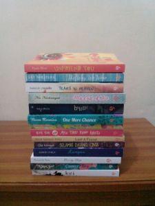 Koleksi novel baru